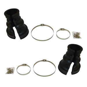 VW Camper And Beetle Split Swing Axle Boots (Pair)