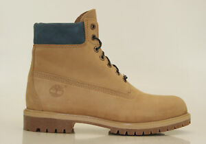 Timberland Icon 6 Inch Premium Waterproof Boots Men Lace up Boots A1LTS