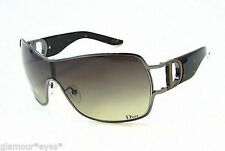 Gradient Lens Shield Sunglasses for Women