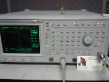 Wiltron 54107A Scalar Network Analyzer Tested 1Mhz-1500Mhz Sweep source. opt. 05
