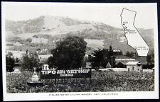 ASTI CA ~ 1940's ITALIAN SWISS COLONY WINERY ~ Real Photo PC  RPPC