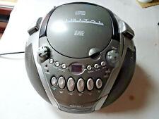 Lecteur cd , cassette, radio , portable
