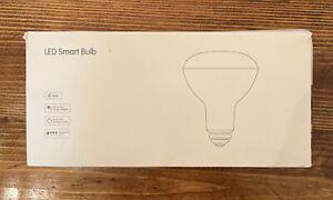 Aoycocr Dimmable RGB LED Smart Bulbs 9W 720lm 4-Pack - Alexa/Google E26