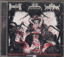 ABIGAIL / IRONFIST / DEIPHAGO - split CD