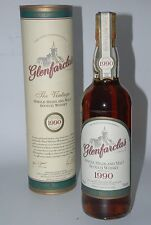 WHISKY GLENFARCLAS 1990 THE FAMILY MALT COLLECTION SINGLE HIGHLAND MALT  70cl.