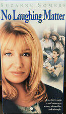 No Laughing Matter (VHS) Rare 1999 TV movie stars Suzanne Somers and Selma Blair