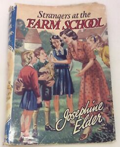 Strangers at the Farm School 1960 Edition Vintage Used