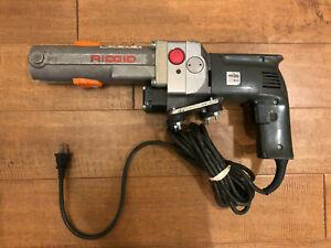 Ridgid CT-400 Propress Crimper Crimping Tool Only (No Crimp dies) Ridgid CT400