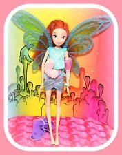 "❤️Jakks Pacific Winx Club SOPHIX WINGS Bloom 11.5"" Fashion Fairy Doll Outfit❤️"