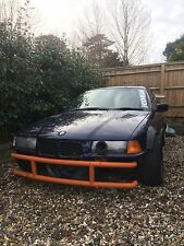 Driftfab BMW E36 désoudé Front Bash bar/Drift Bar Kit