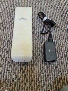 Ubiquiti Networks Nanostation M2 2.4GHz Indoor/Outdoor Wireless w/ POE & CORD