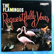 The Flamingos – Requestfully Yours-1960 End Mono-1st Press-DG-  VG++/VG++
