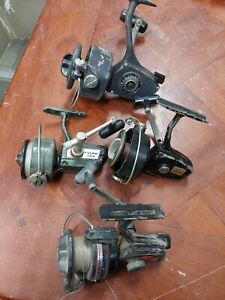 vintage fishing reels ryobi,daiwa, shimano, mitchell, alvey