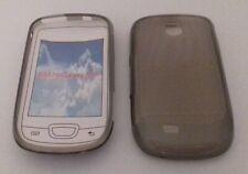 Housse Etui Coque Silicone Gel Fumé ~ Samsung GT S5570 Galaxy Mini