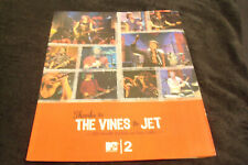 "The Vines & Jet 2004 Mtv2 ad ""You F@!#in Rocked our latest $2 Bill"" Nic Cester"