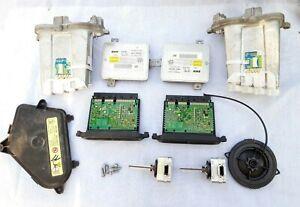 BMW F01 F02 Dynamic Bi-Xenon Headlight Modules Ballast TMS LED Turn Signal OEM