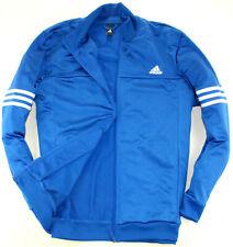 Adidas Sweatshirt Hoddie Blau Gr. XL