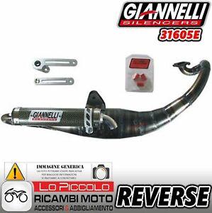 31605E Silenciador Giannelli Escape Inversa MBK Nitro 50 97/06 Yamaha 95/11