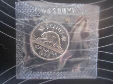 5 Cents Nickel  Canada 1963  Queen Elizabeth II Coin Proof Like PL