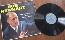 "Bob Newhart -  LP - ""The Button-Down Mind Strikes Back""  VG - comedy"