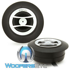 FOCAL AUDITOR-TW MYLAR INVERTED DOME CAR TWEETERS FOR SMOOTHNESS & PRECISION NEW