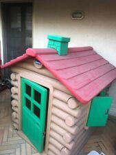 Casetta casa Chicco da giardino bambini