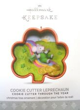 "2017 HALLMARK ORNAMENT~ ""COOKIE CUTTER LEPRECHAUN"" ~  #2 IN NEW SERIES"