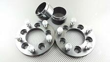 P2M WHEEL SPACER ADAPTER - 15MM - 5X100 TO 5X114.3 - M12X1.50 - 54.1MM - PHASE 2