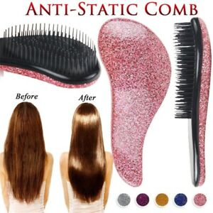 Anti-static Brush Hair Handle Tangle Shower Magic Detangling Comb Salon Styling