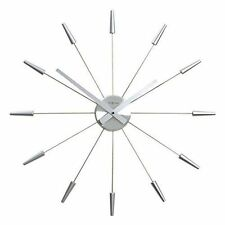 NeXtime Bedroom Analogue Wall Clocks