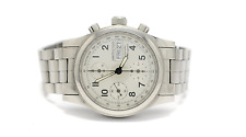 Vintage Hamilton Automatic Tachymeter Chronograph Watch - 041520 Day Date- 25j