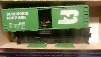 Roundhouse MDC HO  40' AAR Boxcar Kit, Burlington Northern, NIB