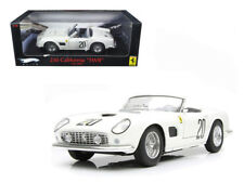 1/18 Hot Wheels Ferrari 250 California SWB LM 1969 Elite Edition Diecast T6931