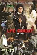 Life Gamble Aka Life Combat -Hong Kong Rare Kung Fu Martial Arts Action movie