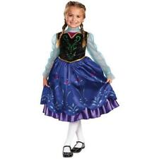 Child Disney Frozen Anna Deluxe Costume by Disguise 57005 3-4t