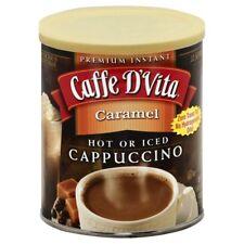 CAFFE D VITA, CAPPUCCINO CRML, 16 OZ, (Pack of 6)