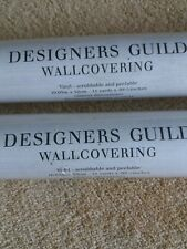 Designers Guild Wallpaper sweet pea x 2