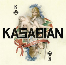 Kasabian - Empire (Limited Edition/Parental Advisory/+DVD) 2CD NEW