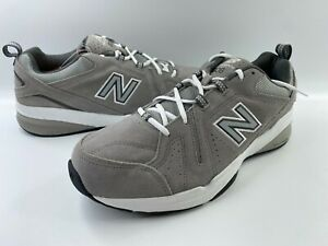 New Balance 608 Mens US 14 Sneaker Shoes Gray Running Cross Training Lace Up
