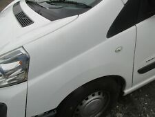 2007 CITROEN DISPATCH GENUINE COMPLETE NS PASSENGER WING IN WHITE