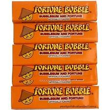 Chinese Fortune Bubble Gum & Fortune 48ct It's BACK from the 80's FREE SHIPPING