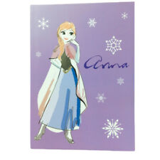 Disney Frozen2 Anna Character Note Book Kids Children Learning