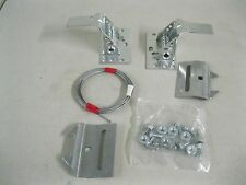 NEW COMMERCIAL GARAGE DOOR T-LOCK PARTS~ACCESSORY~HINGES~CABLE~BOLTS~NUTS~OPENER