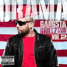 Drama : Gangsta Grillz: The Album, Pt. 2 CD