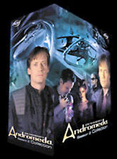 Andromeda - Season 2 Collection (DVD, 2004, 5-Disc Set)