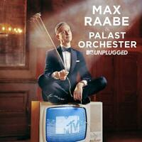 Max Raabe - Max Raabe - MTV Unplugged Limited Deluxe Edition 2 CD NEU