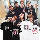 KPOP BTS IN Bloom T-shirt Bangtan Boys JIMIN Tshirt SUGA V Tee Tops Cotton Jin