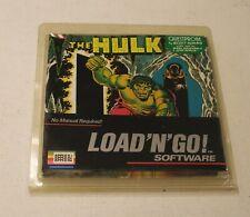 RARE The Hulk by Scott Adams and Marvel for Apple II+, IIe, IIc, IIGS - NEW