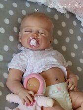 Cameron By Sheila Michael New Reborn Baby Doll Kit@LDC Soft Line Full Body*Girl*