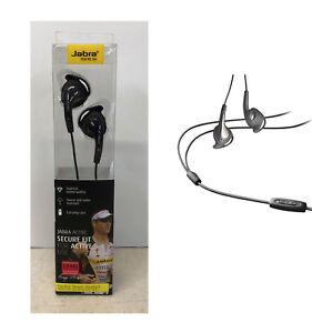 JABRA Active corded SPORTS GYM JOGGING earphones headphones MIC iPhone Android
